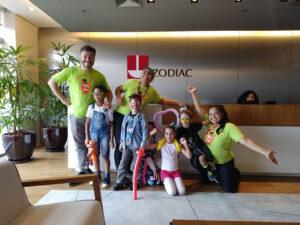 Kids Day: Visita das Crianças na Empresa