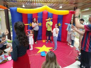 Oficina de Circo Para Festa de Aniversário