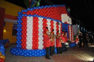 Bandinha Musical Para Recepção Festa Infantil