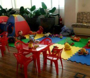 Espaço Infantil para Kids Day